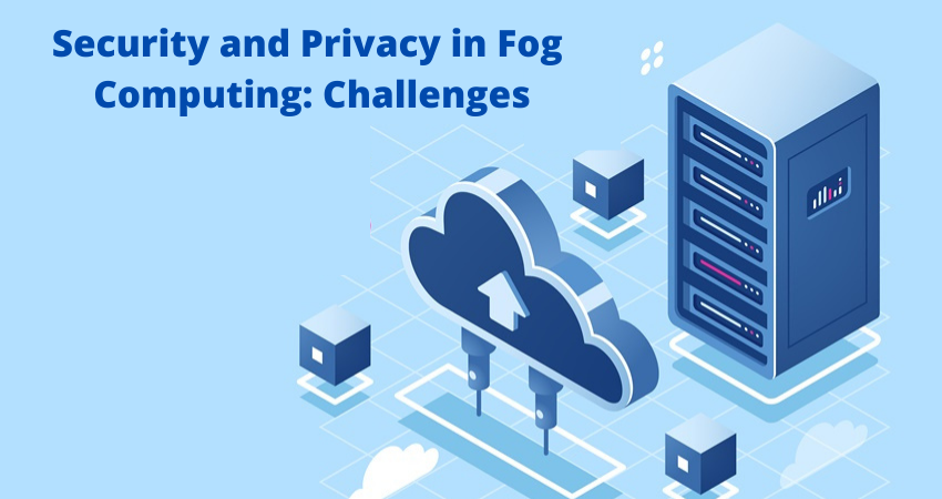 Fog Computing Challenges