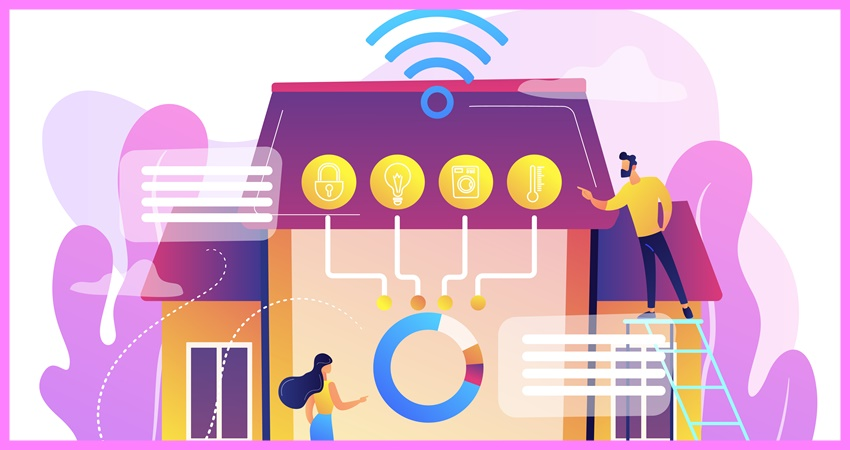 Ways for securing IoT devices at home
