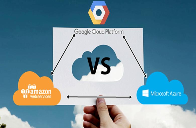 Battle for the Best Cloud Platform: AWS Vs Azure Vs Google