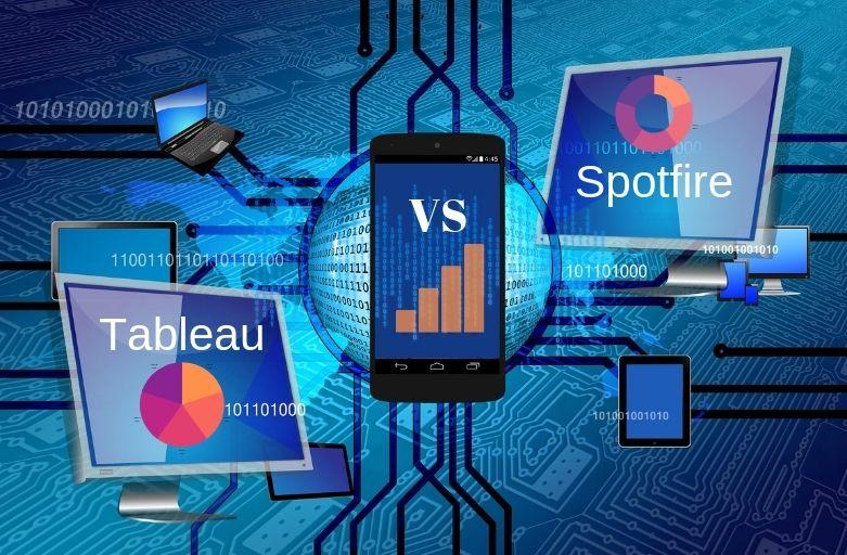 Spotfire vs Tableau