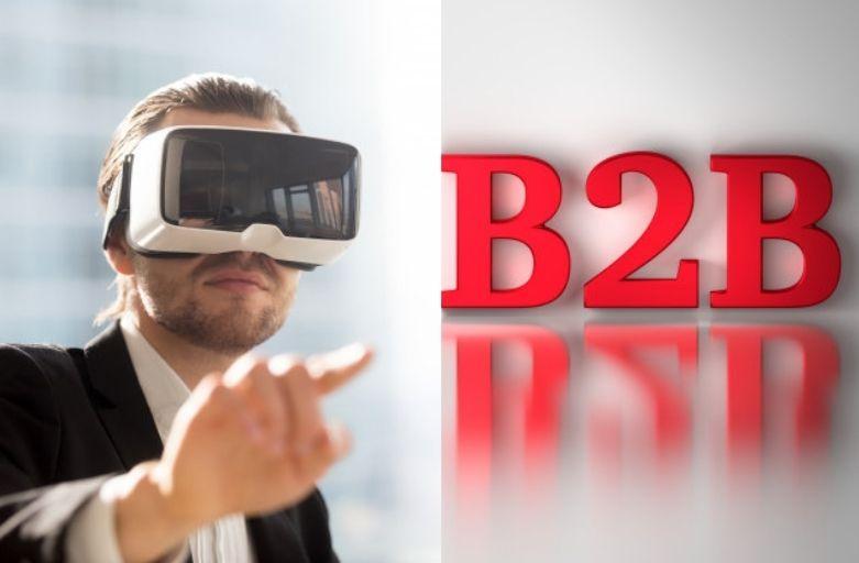 Virtual Reality helpful in B2B Marketing