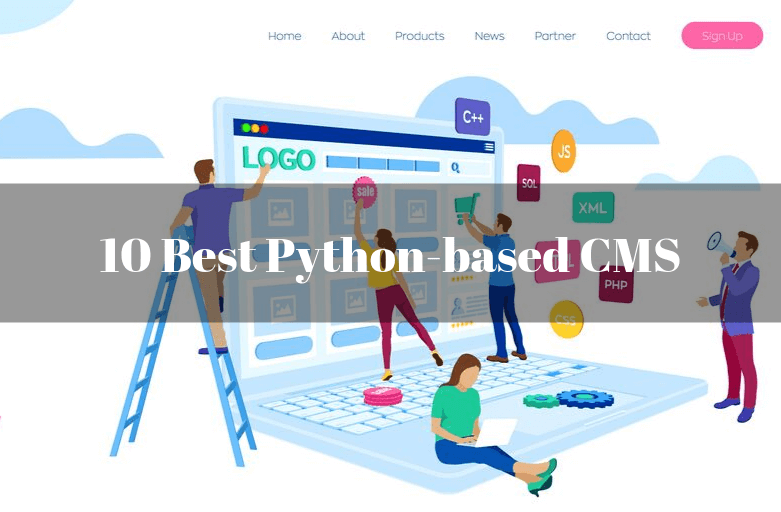 10 Best Python based CMS