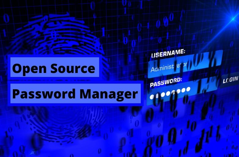 Open Source Password Manager