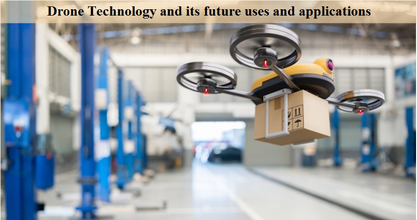 Drone technology and its future uses and applications