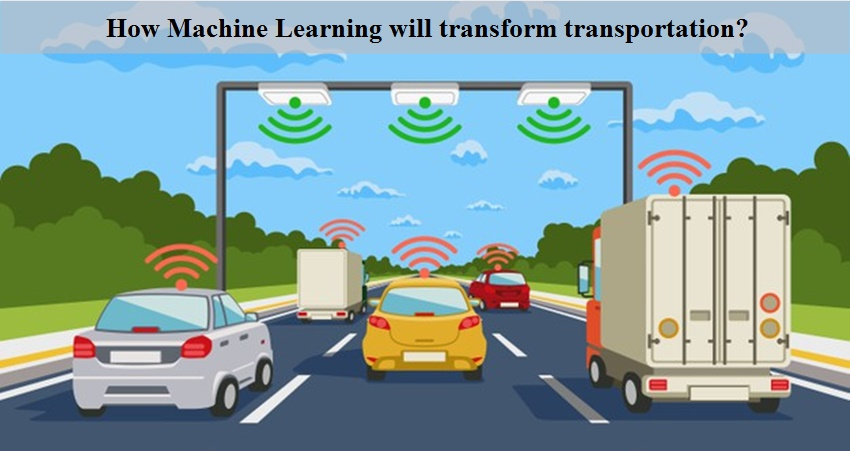 Machine Learning in transportation and logistics